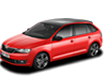 Skoda Spaceback 5 dr A/C or similar