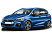 BMW 2 Series (Auto) 1.5 litre with A/C